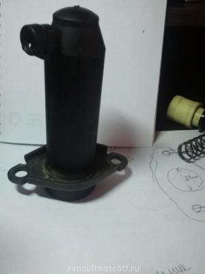 Гидравлическая система привода сцепления. - телефон 205.jpg